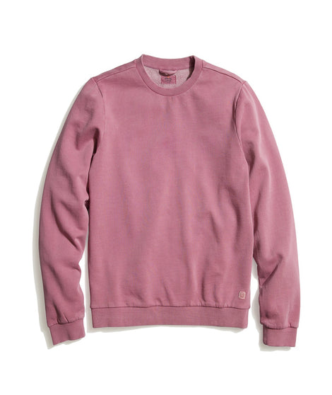 Theo Sweatshirt in Heather Rose