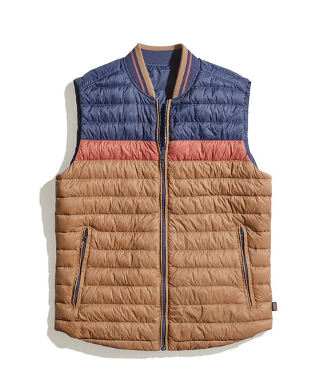 Vail Reversible Puffer Vest