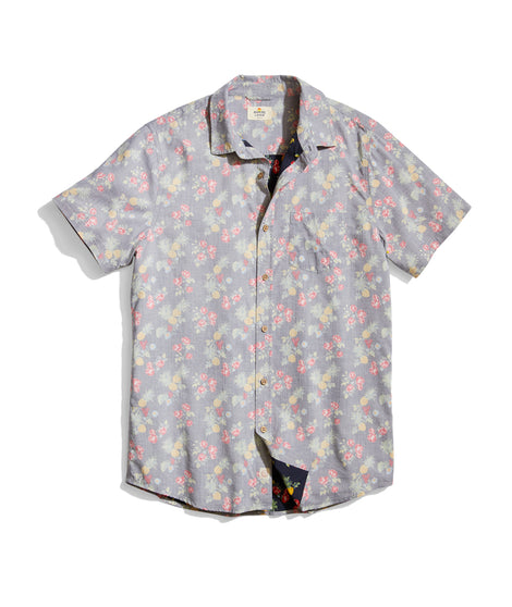 molokai button down laydown