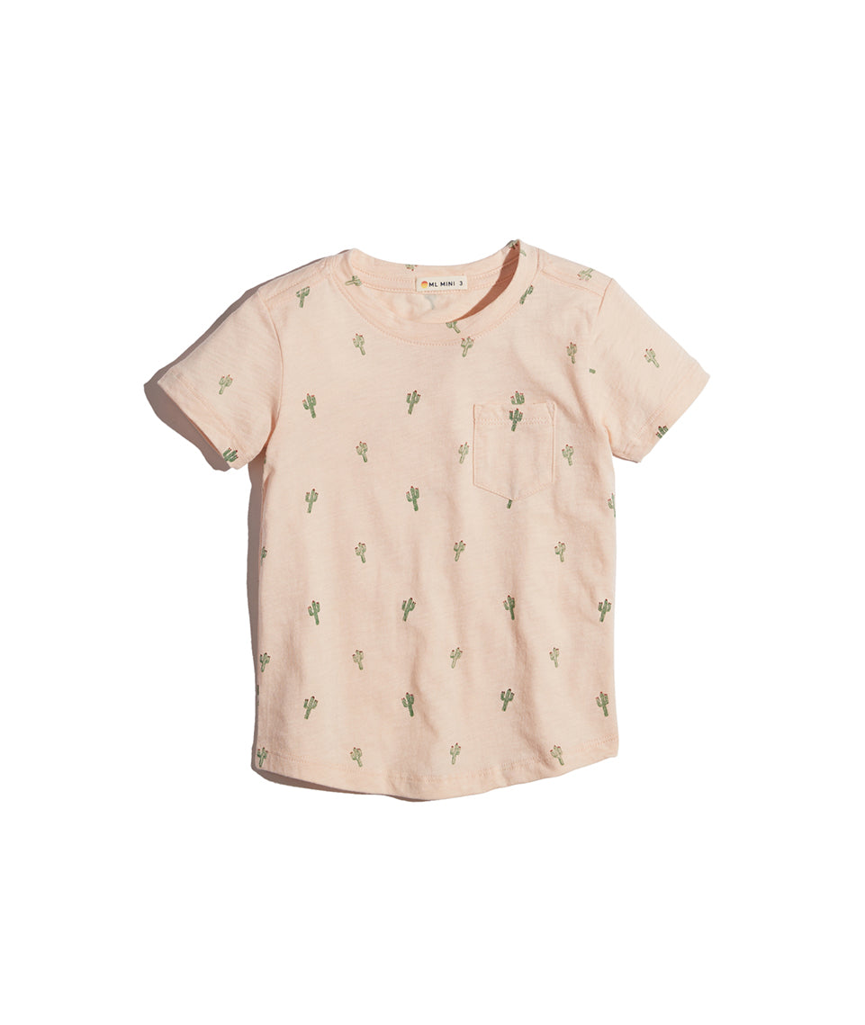 fee877ac Mini Cactus Print Tee – Marine Layer