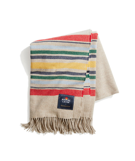 ML x Pendleton Blanket