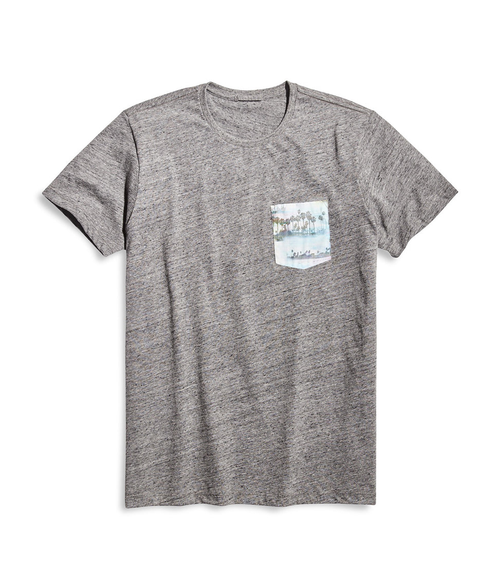 Monterey Pocket Tee