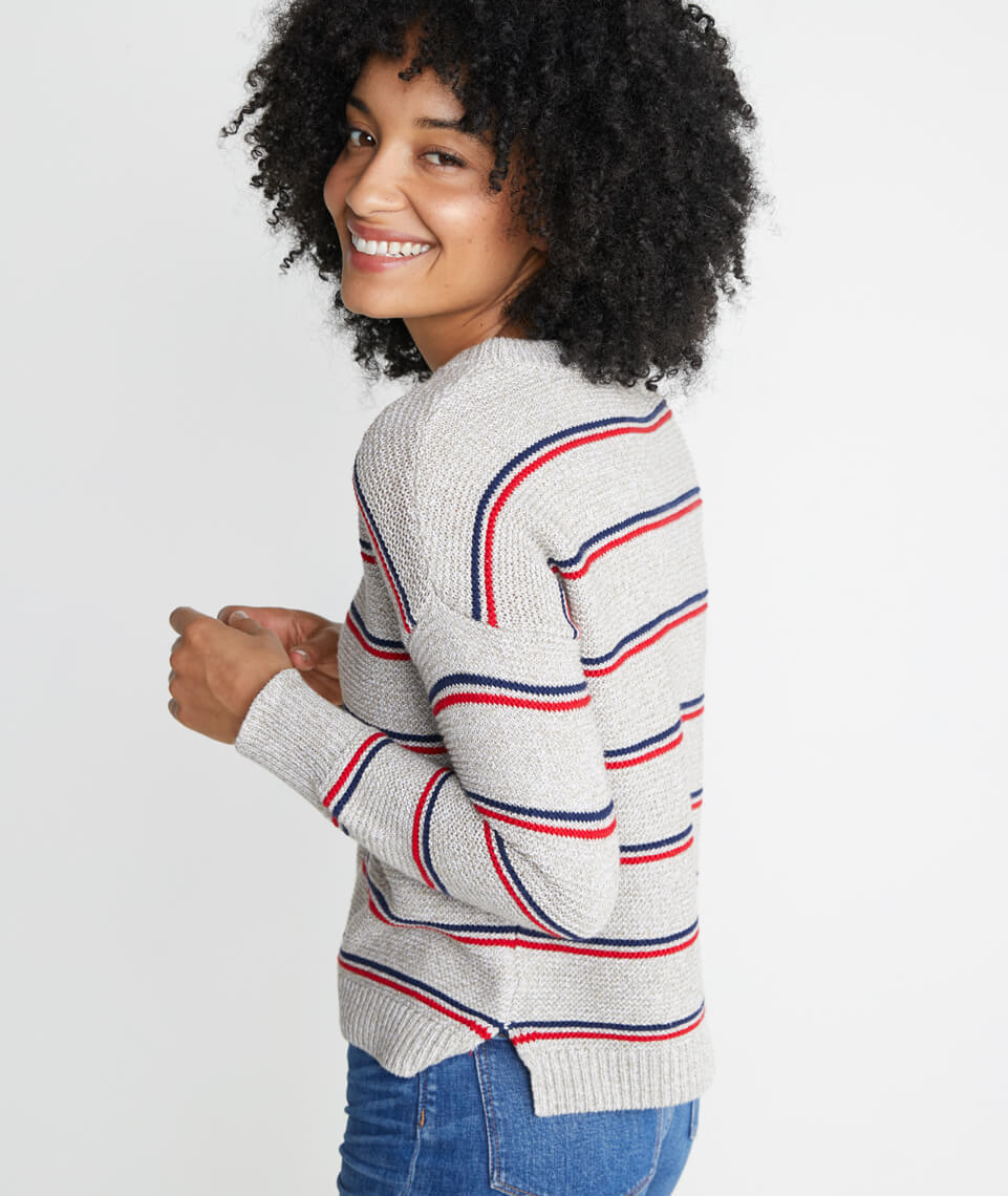Nina Crewneck Sweater