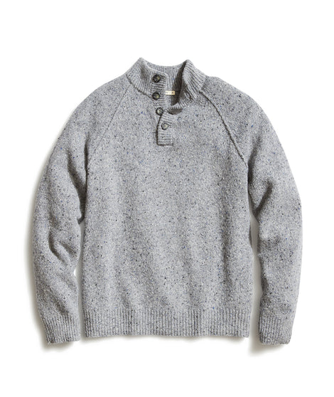 Ottawa Mock Neck Sweater