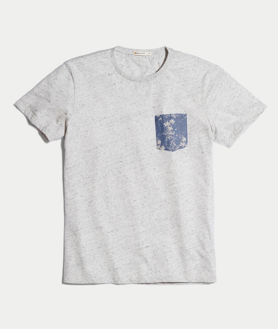 Pacifica Pocket Tee