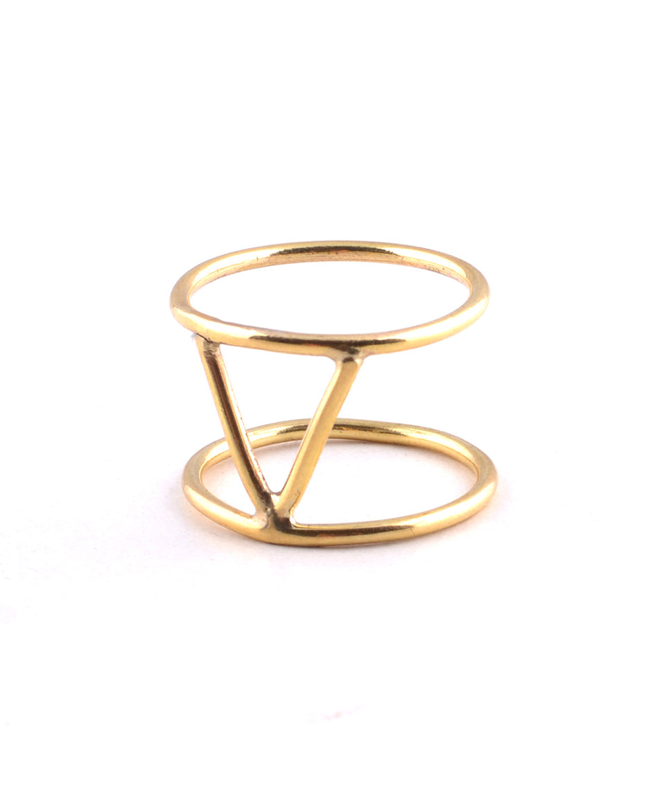 Soko Pop Glam V Ring