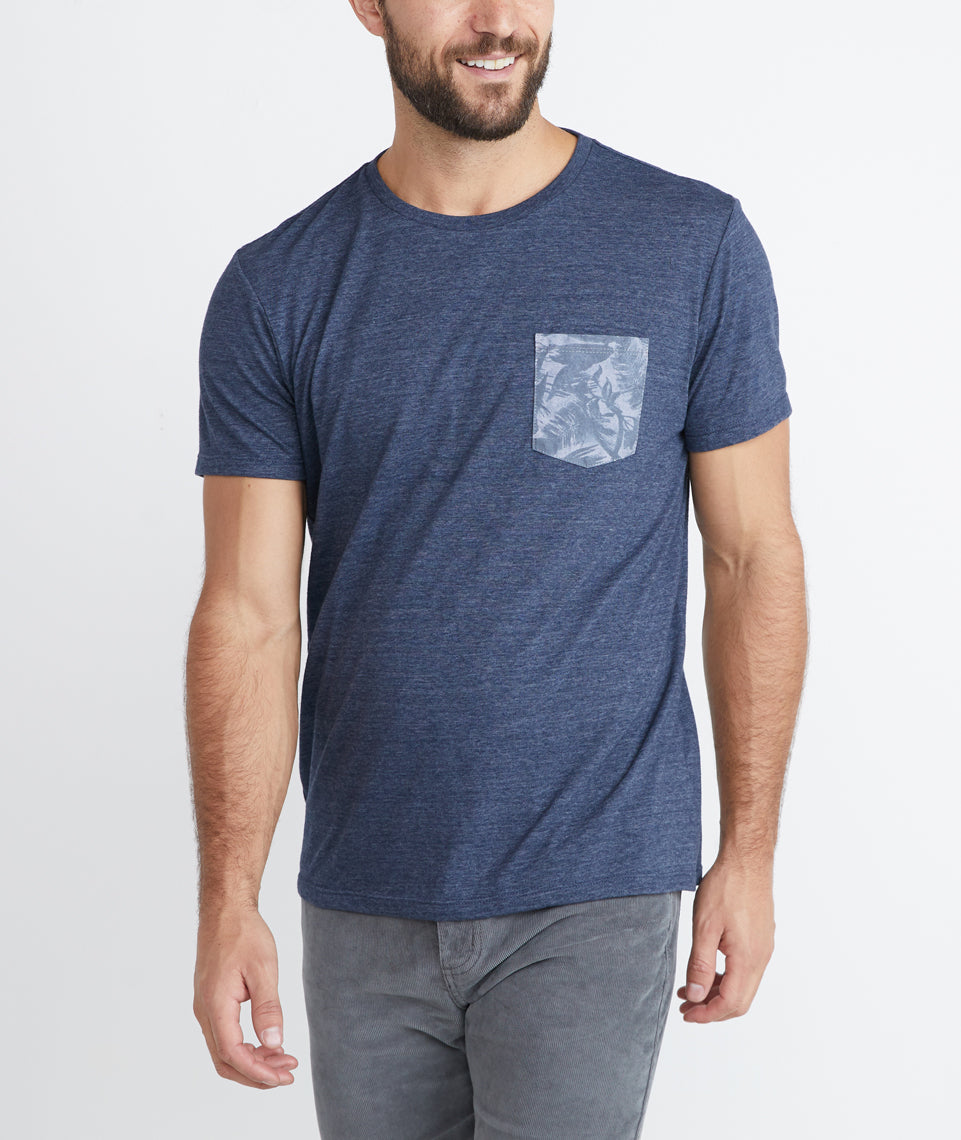 Quentin Pocket Tee
