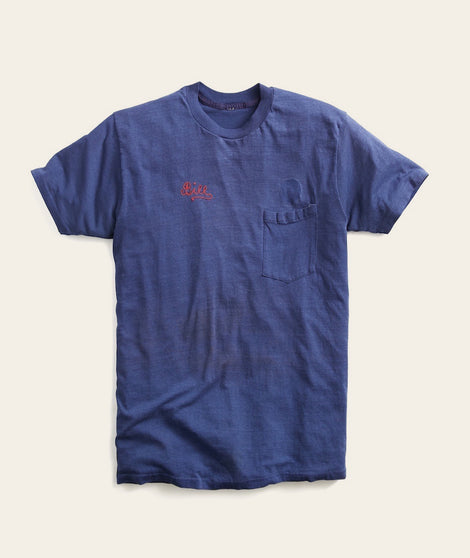 Bill Embroidered Tee