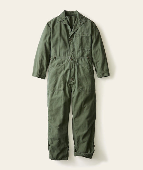 Jumpsuit in Green