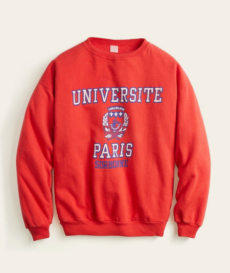 University of Paris Sweatshirt