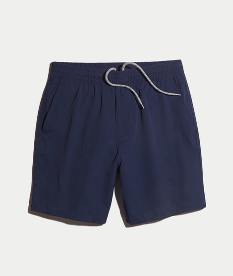 Rory Sport Short in Black Iris