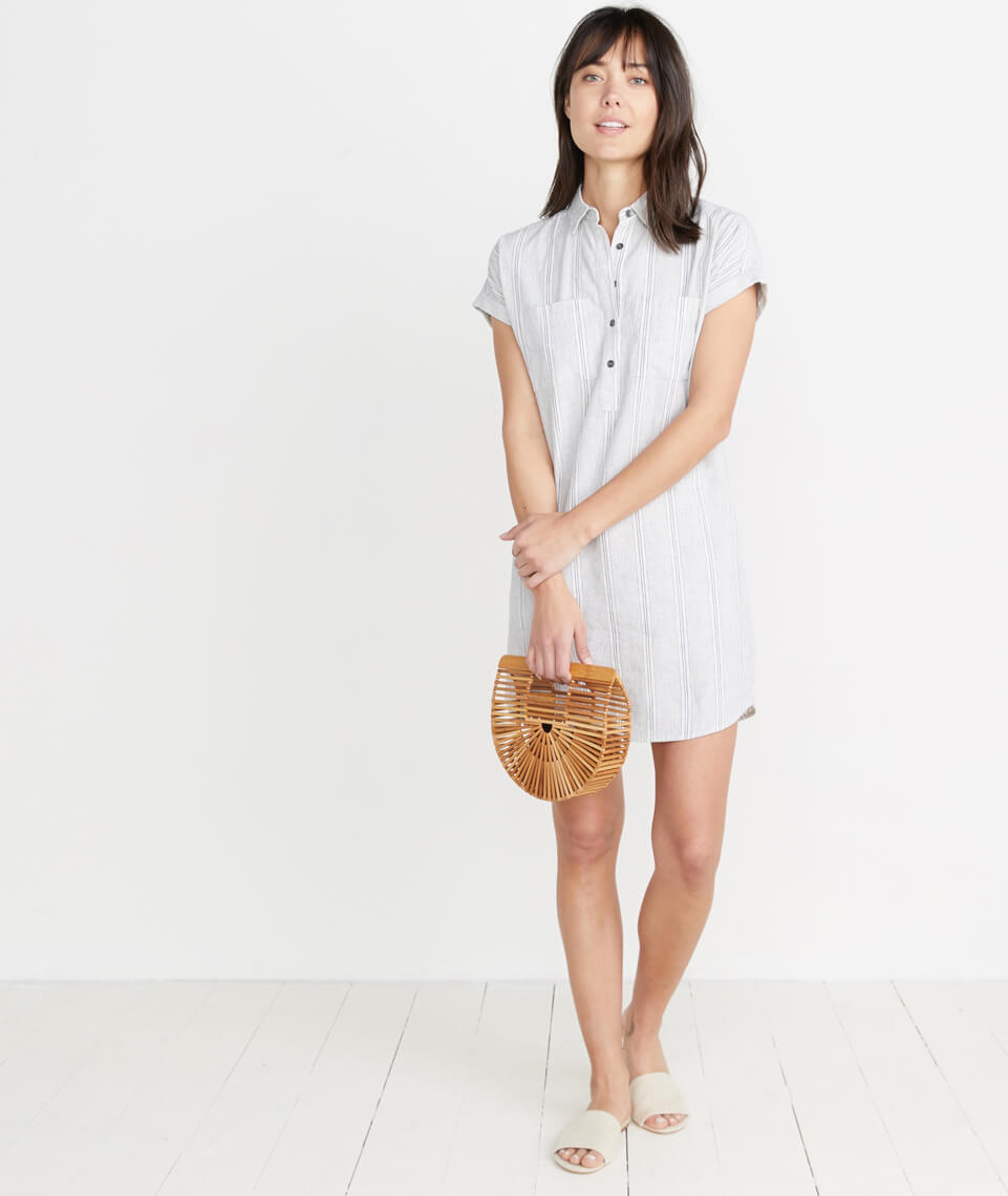 Rosemary Popover Dress