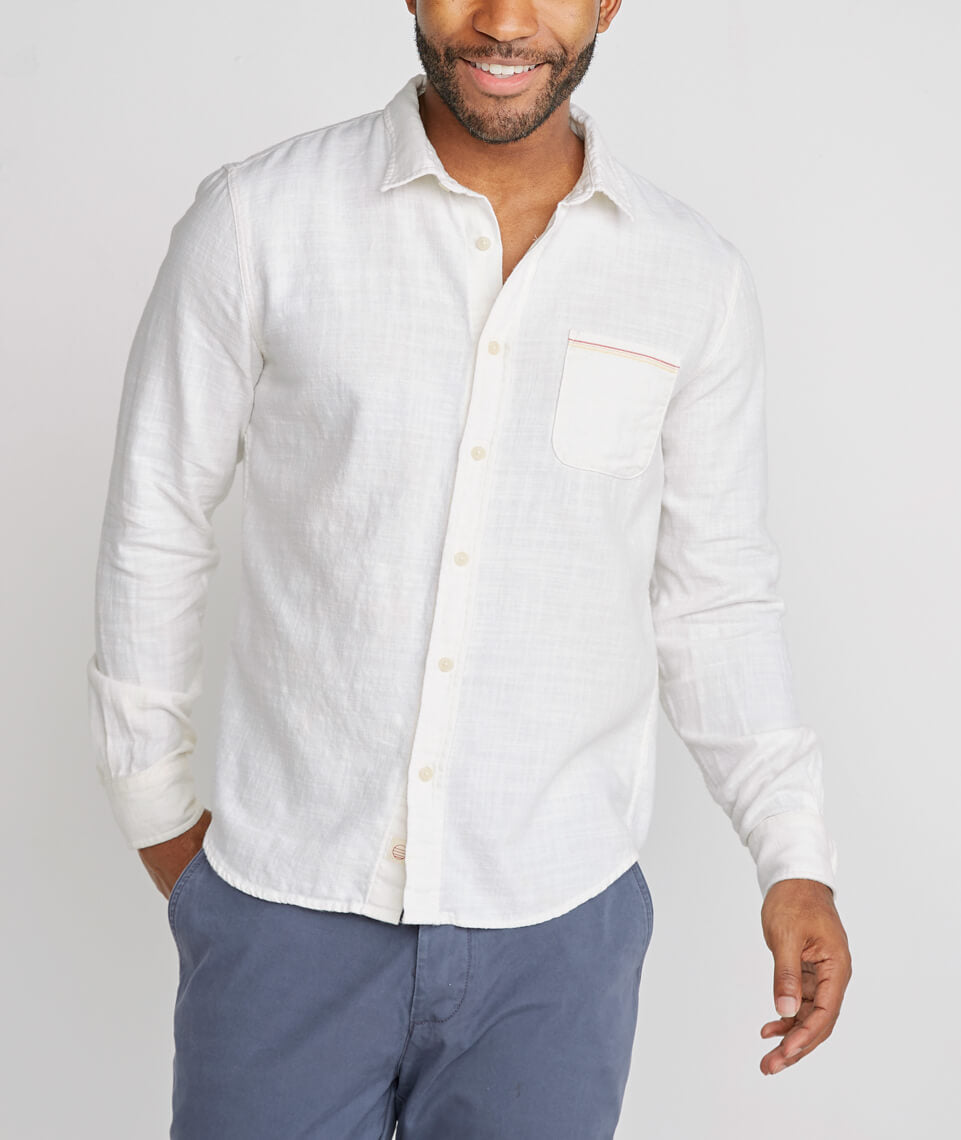Sacramento Button Down