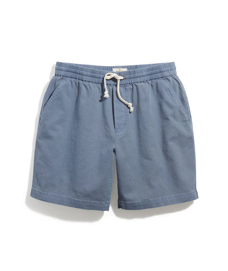 Saturday Short in China Blue