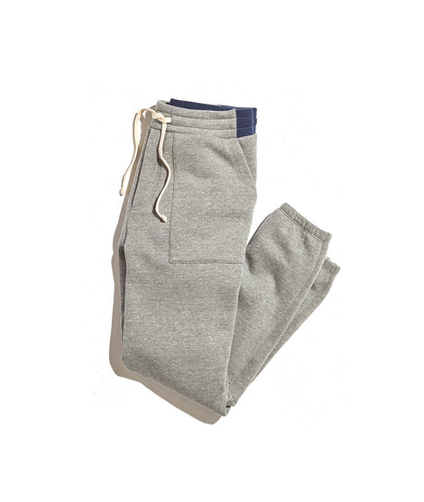 Sherpa Jogger in Medium Heather Grey