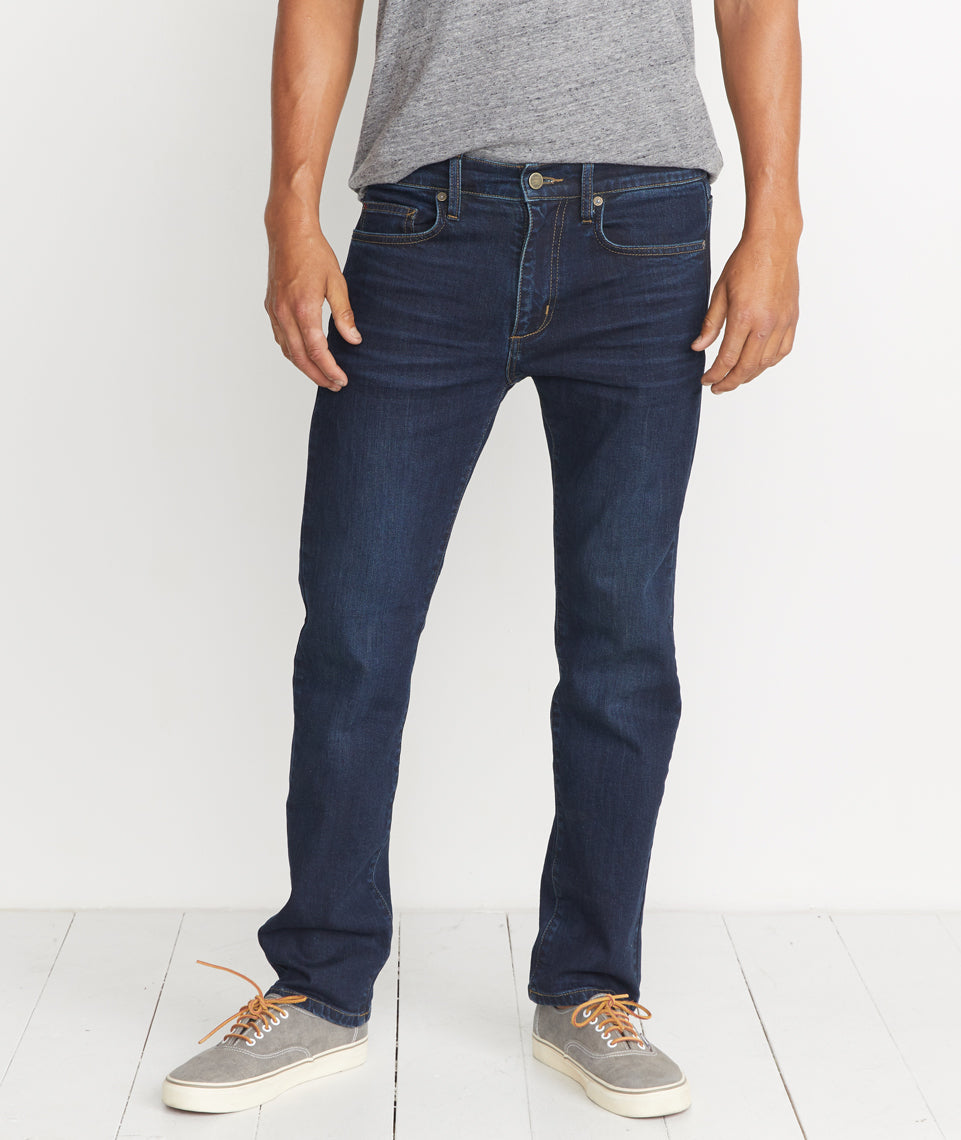 Original Slim Fit Jean in Dark Indigo Wash