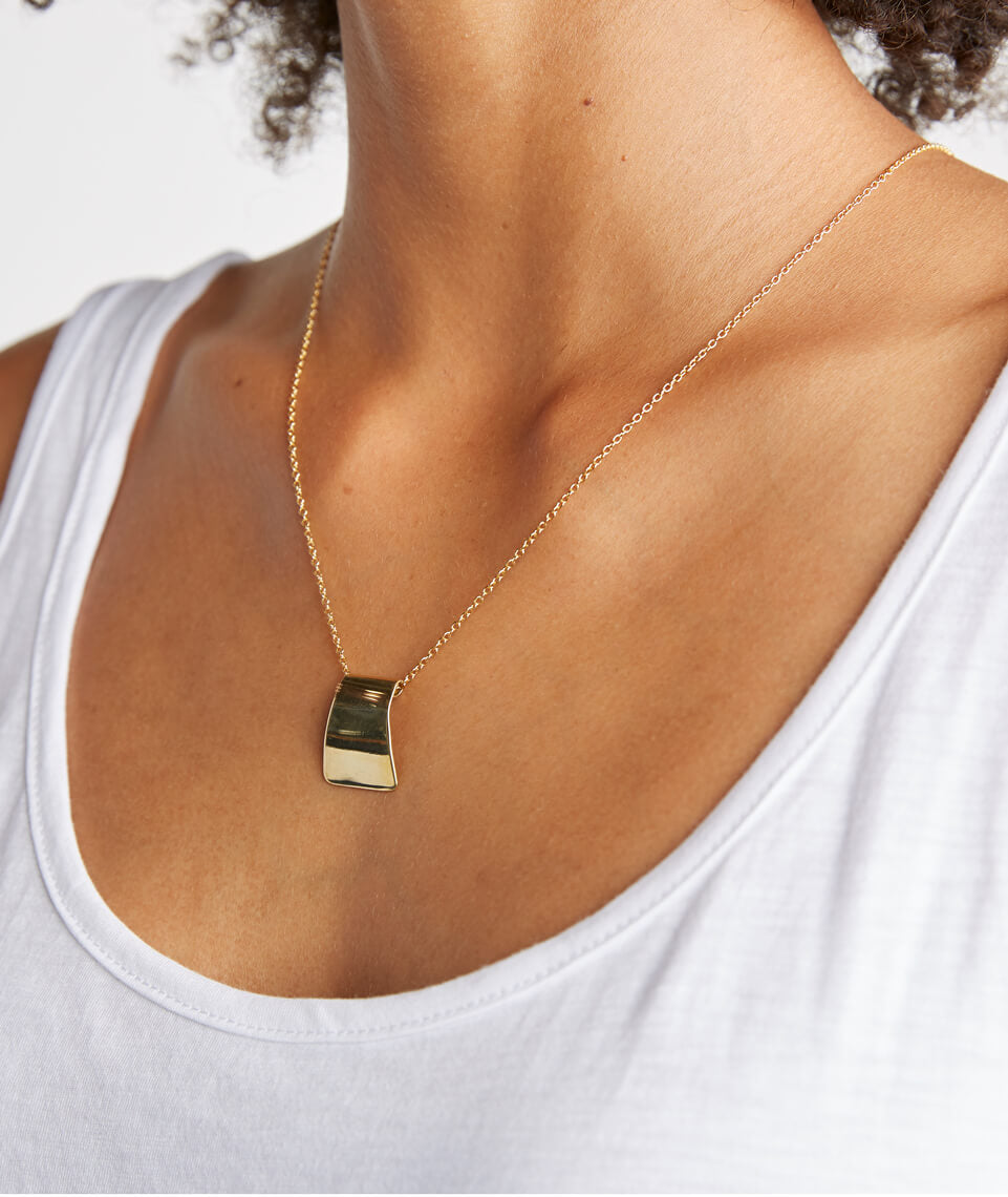 Soko Mini Canvas Necklace