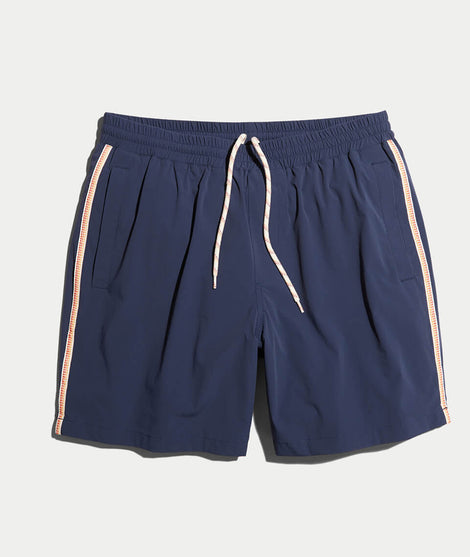 Sport Short in Navy