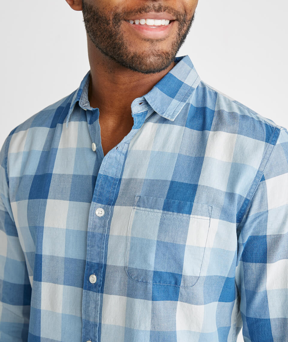 Stockton Button Down
