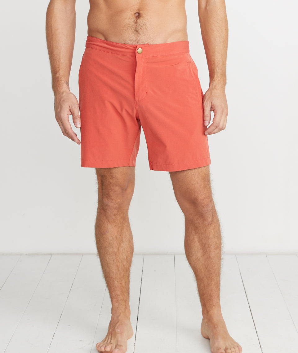 Summer Short in Baked Apple