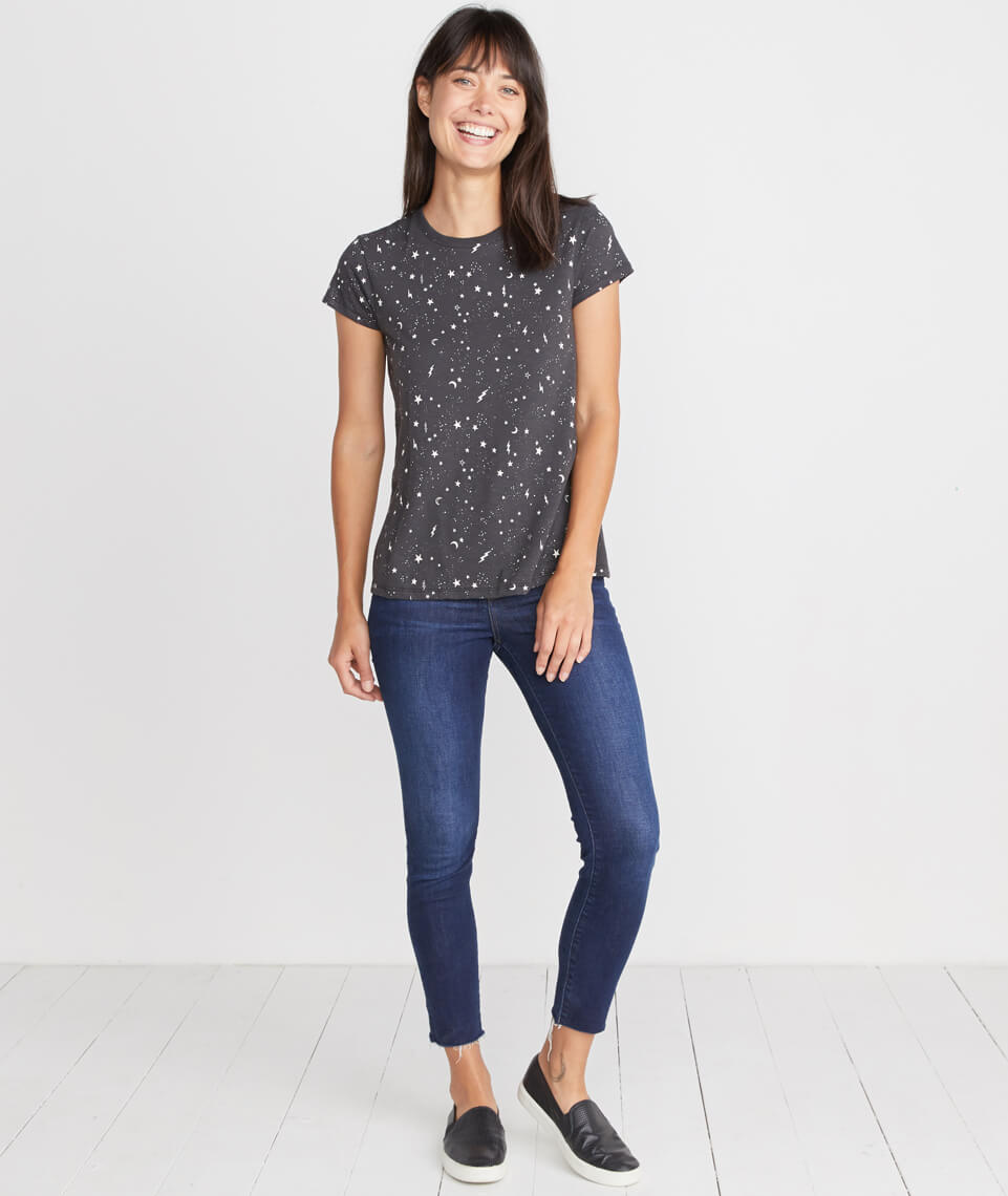 Swing Crew in Starry Print