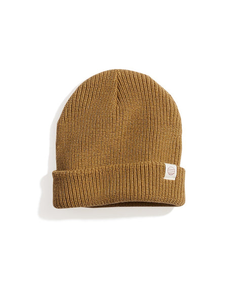 Tahoe Beanie in Dusty Gold