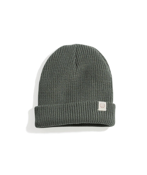 Tahoe Beanie in Agave Green