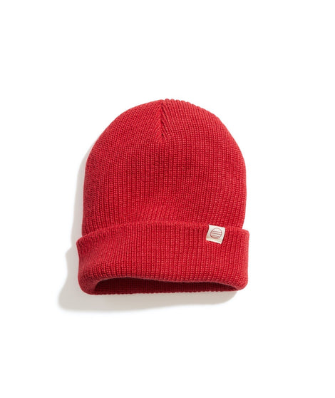 Tahoe Beanie in Tomato Puree