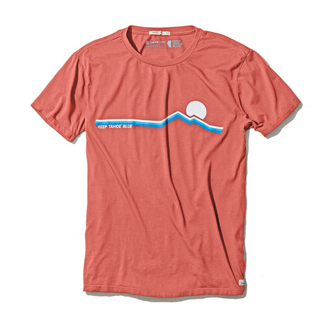 Guys Keep Tahoe Blue Tee