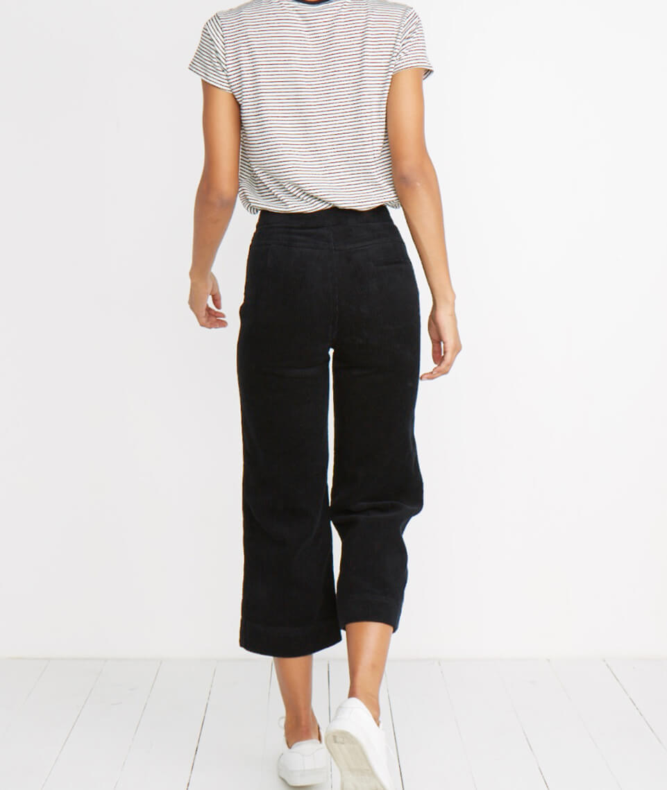 Tally Pant in Graphite