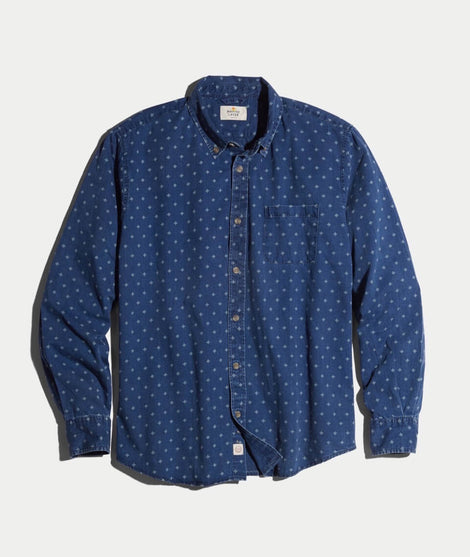 Washington Button Down