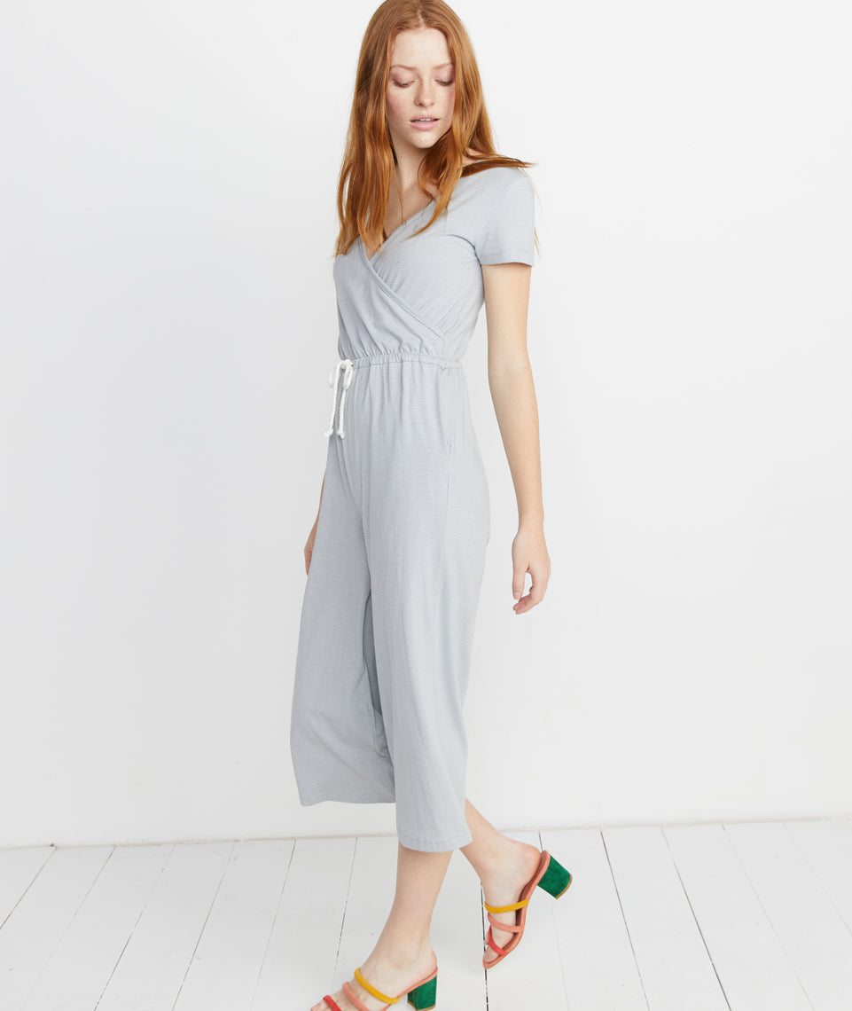 Dana Wrap Jumpsuit