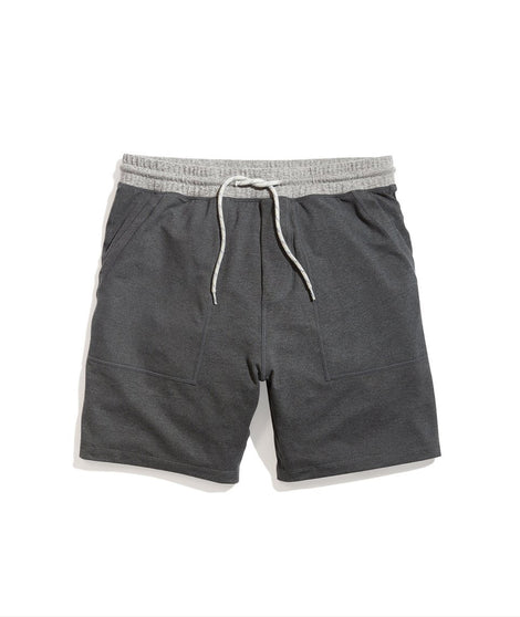 Yoga Short in Dark Grey