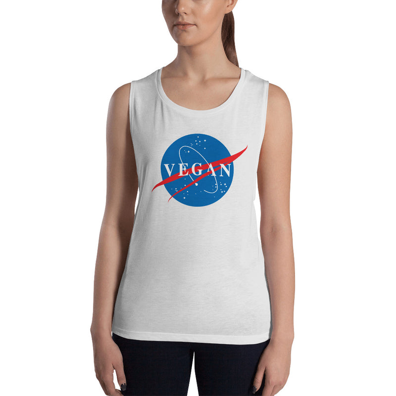 Nasa Spin-Off Ladies' Muscle Tank