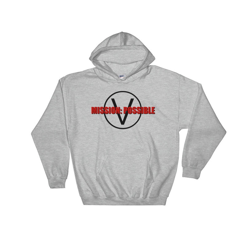 Mission: Possible Hoodie (Unisex)