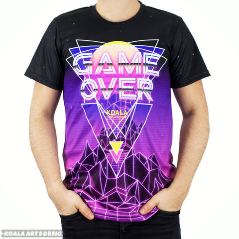 Game Over Active Shirt