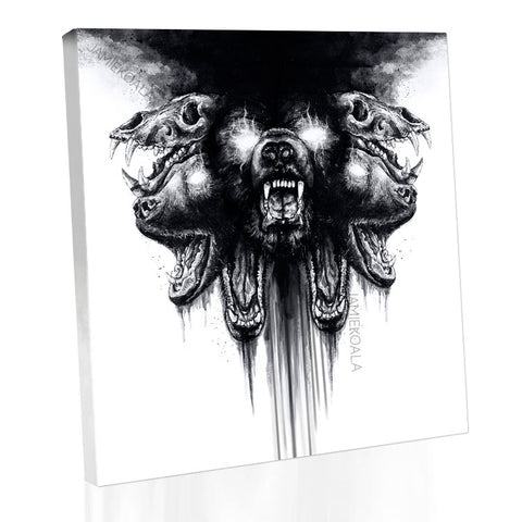 The Apex Replica Canvas Print Made To Order