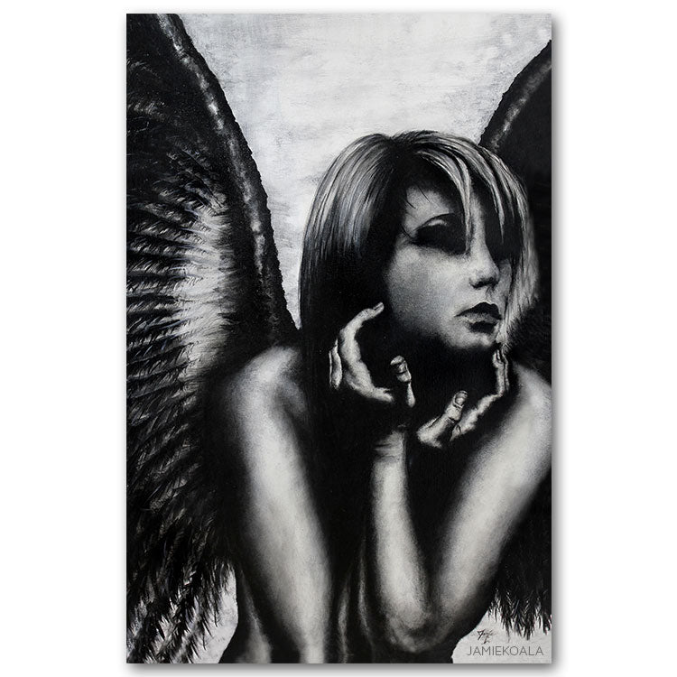 Dark Angel Print