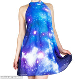 Galactic Shift Dress