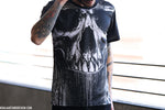 Ink Skull Active Shirt