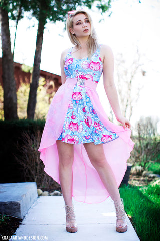 LIMITED EDITION Sweets Skater Dress
