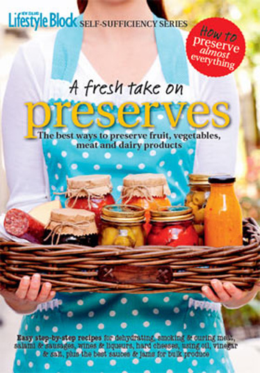 A Fresh Take on Preserves - Special Edition