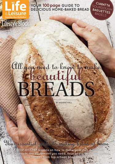 All you need to know to make beautiful bread - Special Edition