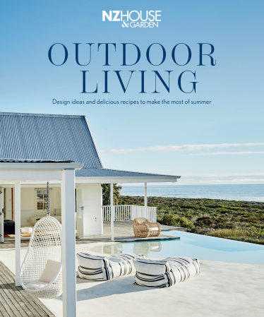 NZ House & Garden - Outdoor Living - Special Edition