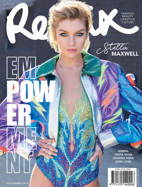 Remix Magazine Issue 97 Stella Maxwell