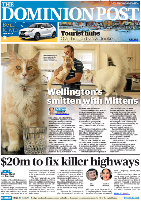 The Dominion Post - 1 Year + 6 Month NZ House & Garden