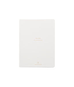 Monthly Planner - Planners + Calendars - Appointed
