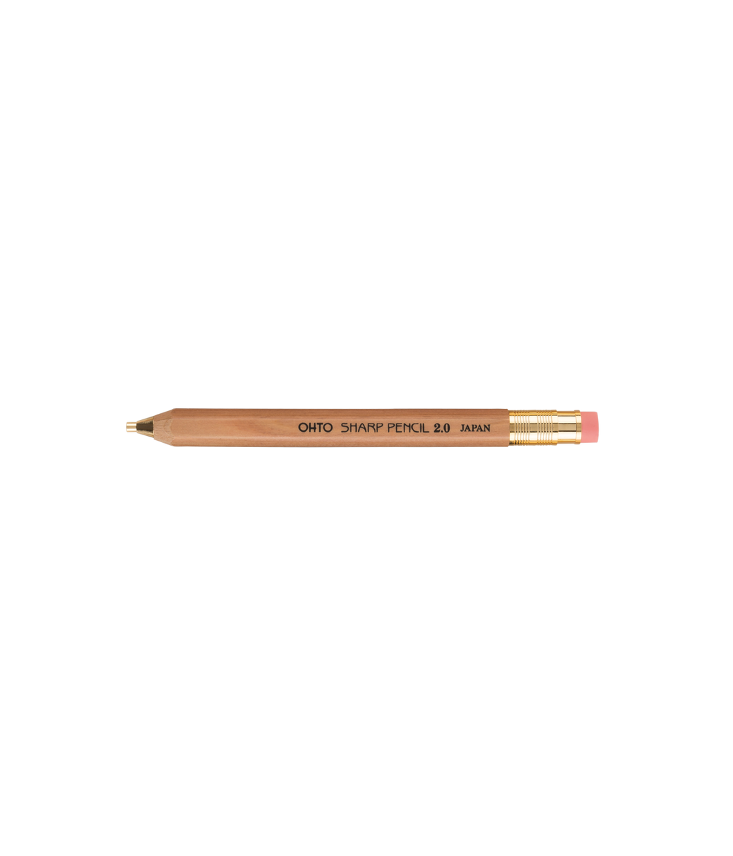 Wooden 2mm Mechanical Pencil -  - Appointed