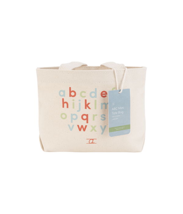 ABC Mini Tote - Kids - Appointed