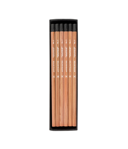 5th-Anniversary No. 2 Pencils - Accessories - Appointed